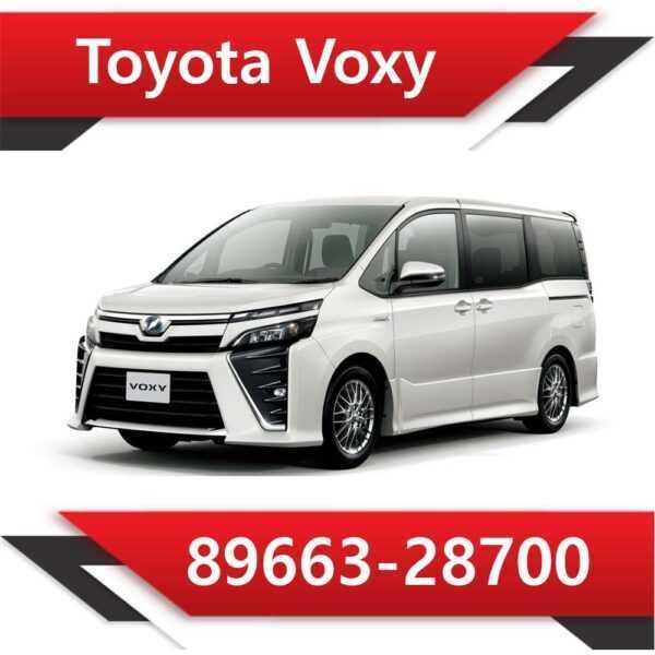 89663 28700 600x600 - Toyota Voxy 89663-28700 Tun Stage1