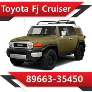 89663 35450 300x300 - Toyota Fj Cruiser 89663-35450 Stock