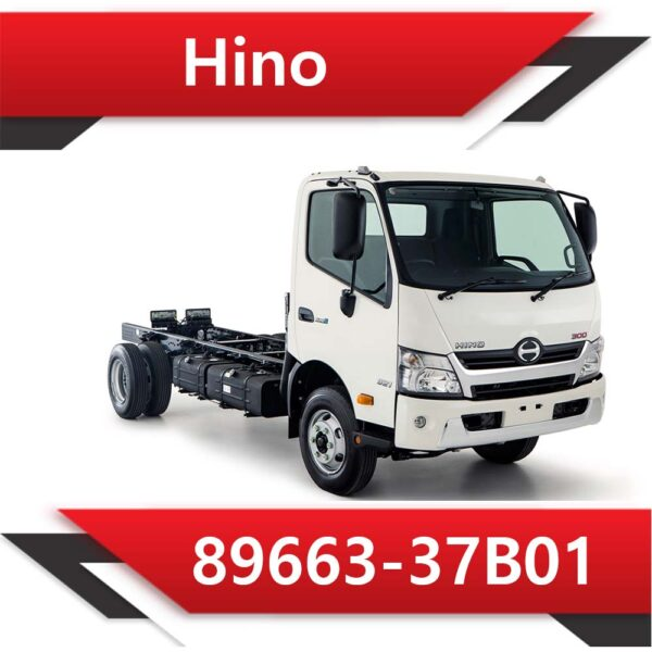 89663 37B01 600x600 - Hino 89663-37B01 Tun Stage1
