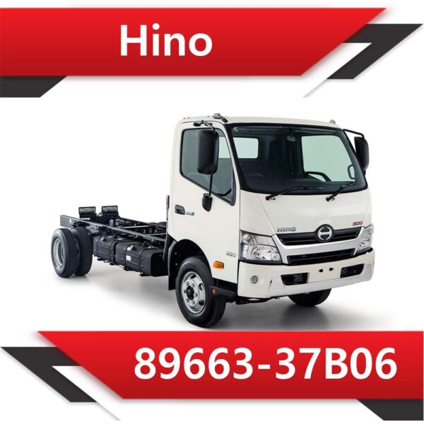 89663 37B06 600x600 - Hino 89663-37B06 Stock