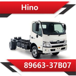 89663 37B07 300x300 - Hino 89663-37B07 Tun Stage1 EGR DPF NOx off