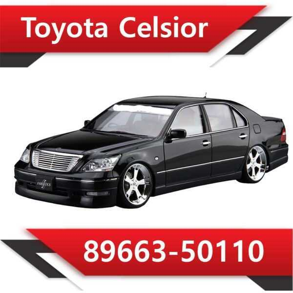 89663 50110 600x600 - Toyota Celsior 89663-50110 Tun Stage1 E2 SAP EVAP