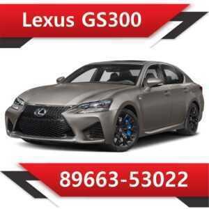 89663 53022 300x300 - Lexus GS300 89663-53022 Tun Stage1 E2 SAP EVAP