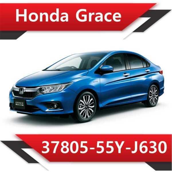 37805 55Y J630 600x600 - Honda Grace 37805-55Y-J630 Tun Stage1 E2 EGR off