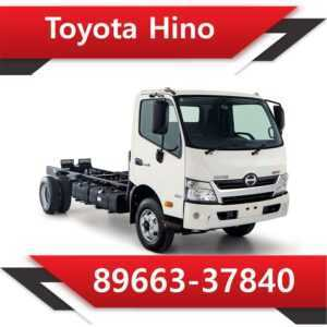 89663 37840 300x300 - Hino 89663-37840 EGR DPF off