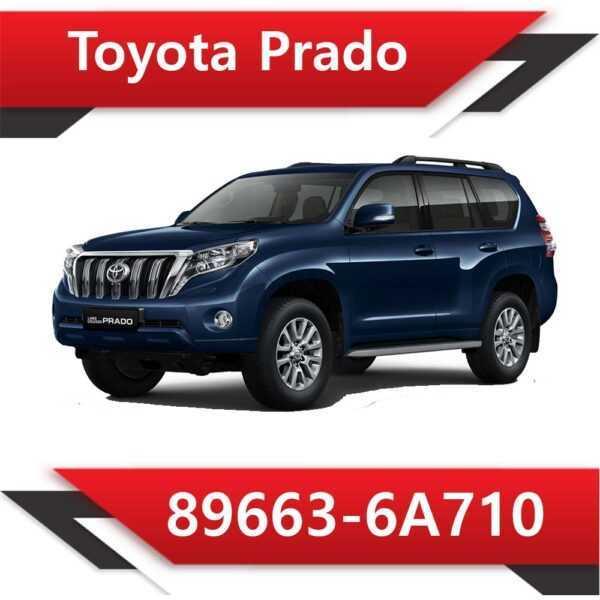 89663 6A710 600x600 - Toyota Prado 2.8 89663-6A710 EGR DPF off