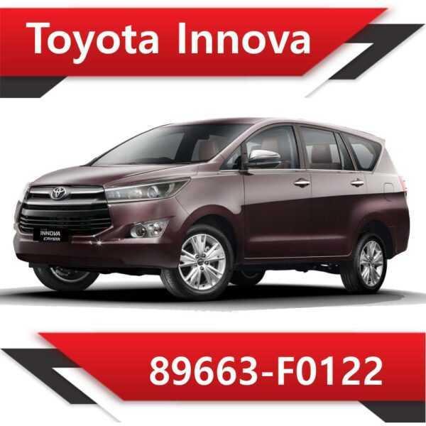 89663 F0122 600x600 - Toyota Innova 89663-F0122 Stock