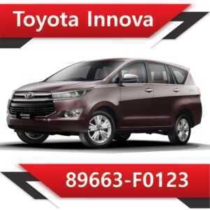 89663 F0123 300x300 - Toyota Innova 89663-F0123 TUN Stage1 EGR off Vmax