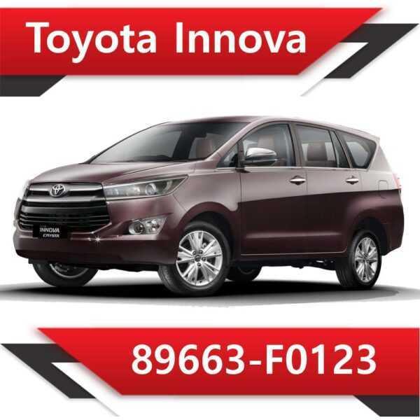 89663 F0123 600x600 - Toyota Innova 89663-F0123 EGR off