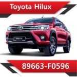 89663 F0596 150x150 - Toyota Hilux 89663-F0599 Stock