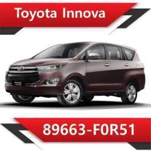 89663 F0R51 300x300 - Toyota Innova 89663-F0R51 Stock