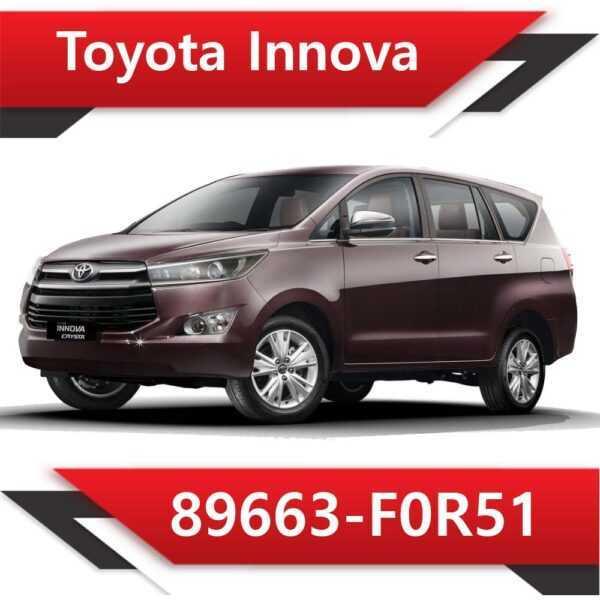 89663 F0R51 600x600 - Toyota Innova 89663-F0R51 TUN Stage1 EGR off Vmax