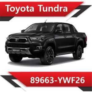 89663 YWF26 300x300 - Toyota Tundra 89663-YWF26 Tun Stage1 E2 Vmax Rev6000