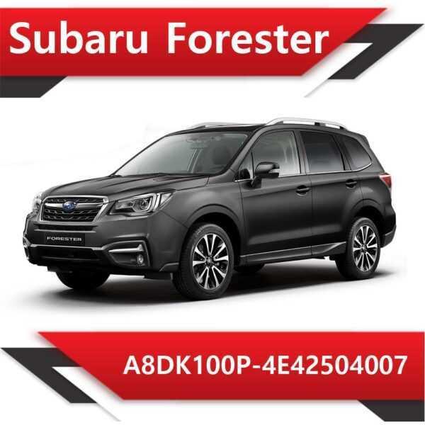 A8DK100P 4E42504007 600x600 - Subaru Forester A8DK100P-4E42504007 E2 SAP off