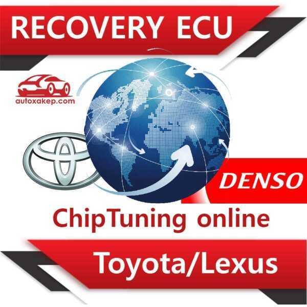 recovery 600x600 - Recovery ECU Toyota, Lexus