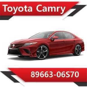 89663 06S70 300x300 - Toyota Camry 89663-06S70 Tun Stage2 E2 Vmax off