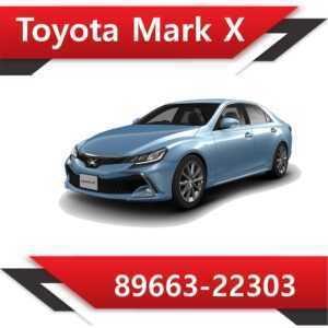 89663 22303 300x300 - Toyota Mark X 89663-22303 E2 SAP EVAP