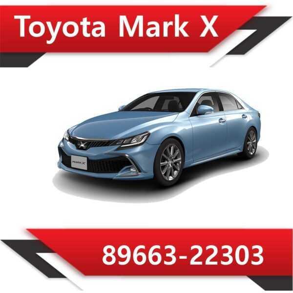 89663 22303 600x600 - Toyota Mark X 89663-22303 Tun Stage1 Vmax