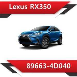 89663 4D040 300x300 - Lexus RX350 89663-4D040 E2