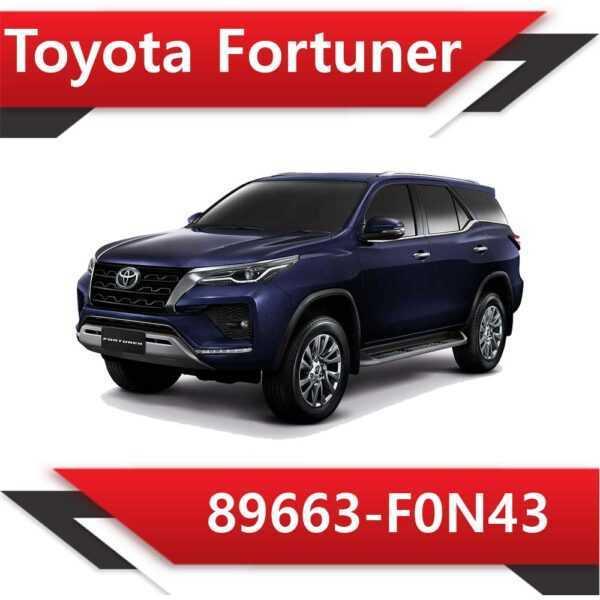 89663 F0N43 600x600 - Toyota Fortuner 89663-F0N43 Tun Stage2 Vmax