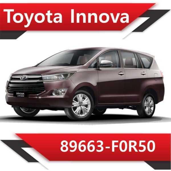 89663 F0R50 600x600 - Toyota Innova 89663-F0R50 TUN Stage1 EGR off Vmax