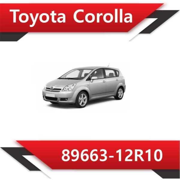 89663 12R10 600x600 - Toyota Corolla 89663-12R10 E2