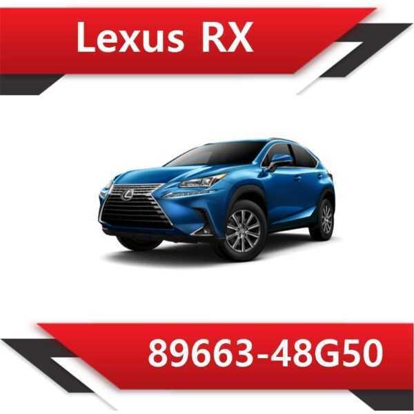 89663 48G50 600x600 - Lexus RX 89663-48G50 Tun Stage1 E2 Vmax