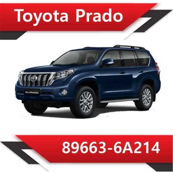 89663 6A214 600x600 - TLC Prado 89663-6A214 Tun Stage2 EGR DPF AdBlue off