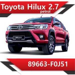 89663 F0J51 300x300 - Toyota Hilux 89663-F0J51 CAT off