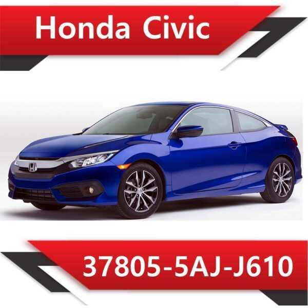 37805 5AJ J610 600x600 - Honda Civic 37805-5AJ-J610 Tun Stage1 E2 EGR off