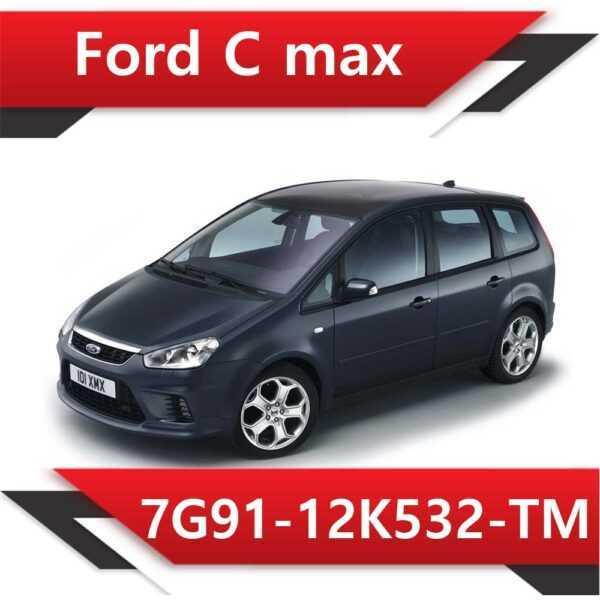 7G91 12K532 TM 600x600 - Ford C Max 7G91-12K532-TM Tun Stage 1