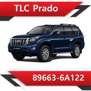 89663 6A122 300x300 - Toyota Prado 89663-6A122 EGR DPF off