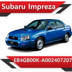 EB4GB00K A002407207 300x300 - Subaru Impreza EB4GB00K-A002407207 E2 EGR off
