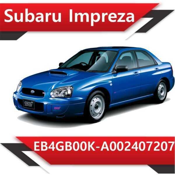 EB4GB00K A002407207 600x600 - Subaru Impreza EB4GB00K-A002407207 Tun Stage1 E2 EGR off