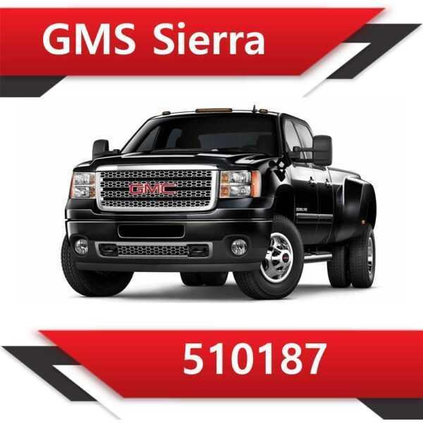 510187 600x600 - GMS Sierra 510187 Tun Stage1 Vmax DPF EGR AdBlue DTC off
