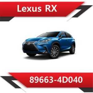 89663 4D040 300x300 - Lexus RX 89663-4D040 CAT off Vmax