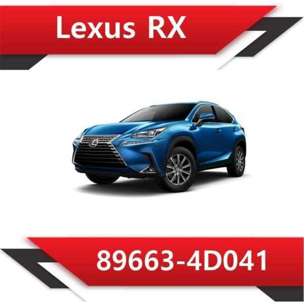 89663 4D041 600x600 - Lexus RX 89663-4D041 CAT off Vmax