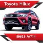 89663 FA714 150x150 - Toyota Hilux 89663-FA714 Tun Stage1 EGR DPF AdBlue off Vmax