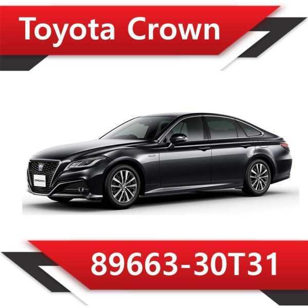 89663 30T31 600x600 - Toyota Crown 89663-30T31 Tun Stage1 Vmax off