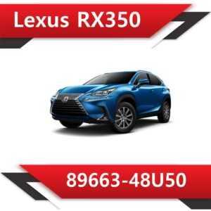 89663 48U50 300x300 - Lexus RX350 89663-48U50 E2