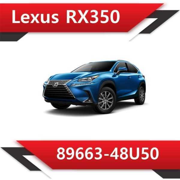 89663 48U50 600x600 - Lexus RX350 89663-48U50 E2