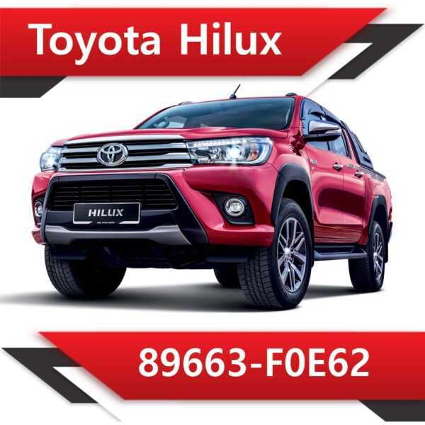 89663 F0E62 600x600 - Toyota Hilux 89663-F0E62 Tun Stage1 EGR off Vmax
