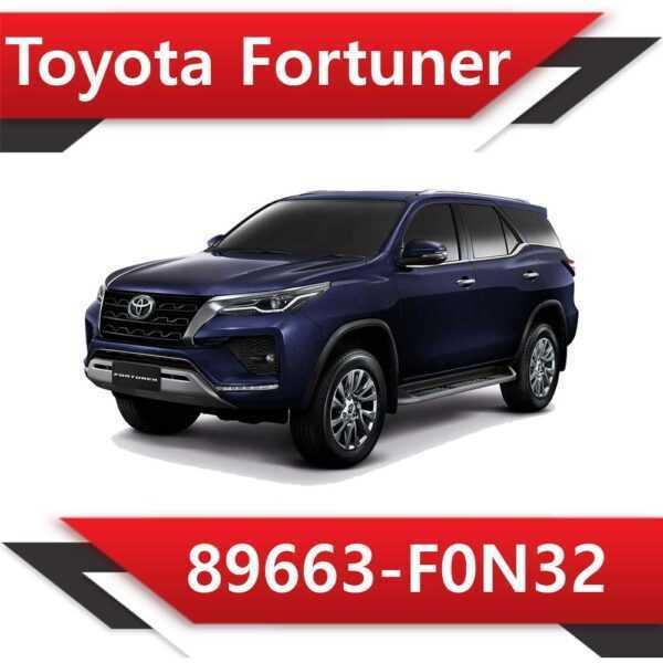 89663 F0N32 600x600 - Toyota Fortuner 89663-F0N32 EGR off