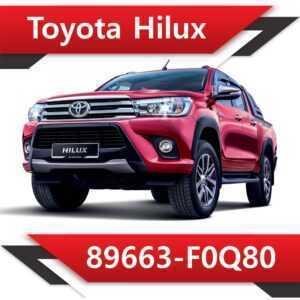 89663 F0Q80 300x300 - Toyota Hilux 89663-F0Q80 Tun Stage1 EGR off