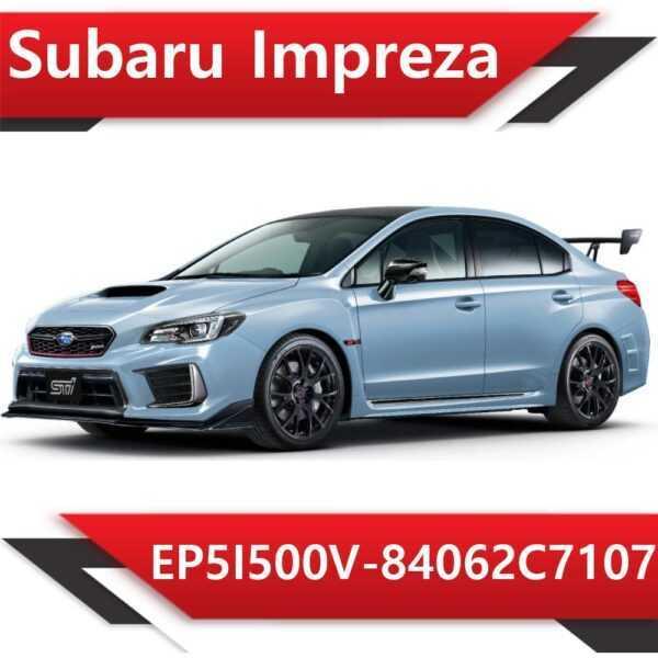 EP5I500V 84062C7107 600x600 - Subaru Impreza EP5I500V-84062C7107 Tun Stage1 CAT Vmax off