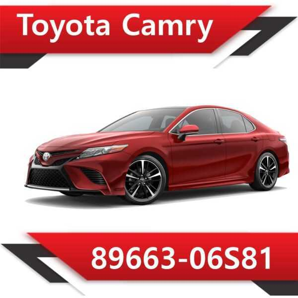 89663 06S81 600x600 - Toyota Camry 89663-06S81 Tun Stage1 Vmax