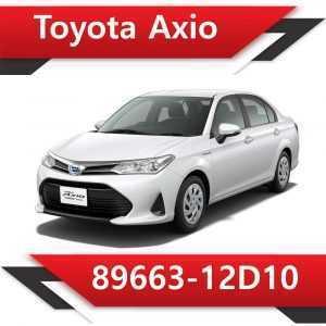 89663 12D10 300x300 - Toyota Axio 89663-12D10 CAT off