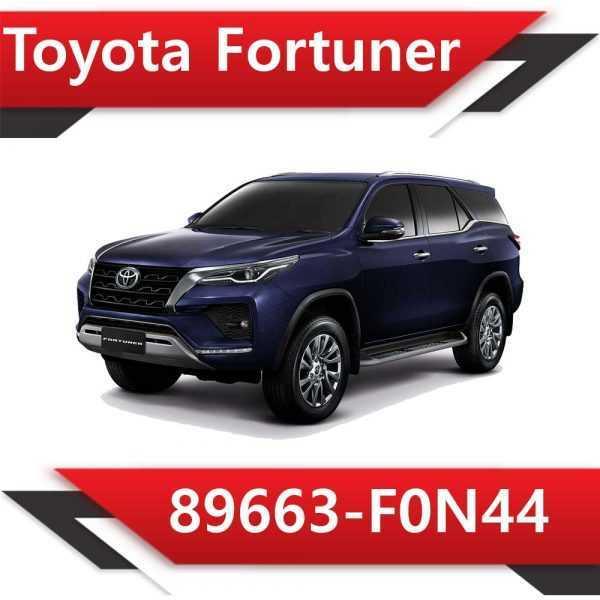 89663 F0N44 600x600 - Toyota Fortuner 89663-F0N44 EGR DPF off