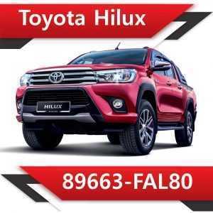 89663 FAL80 300x300 - Toyota Hilux 89663-FAL80 EGR off