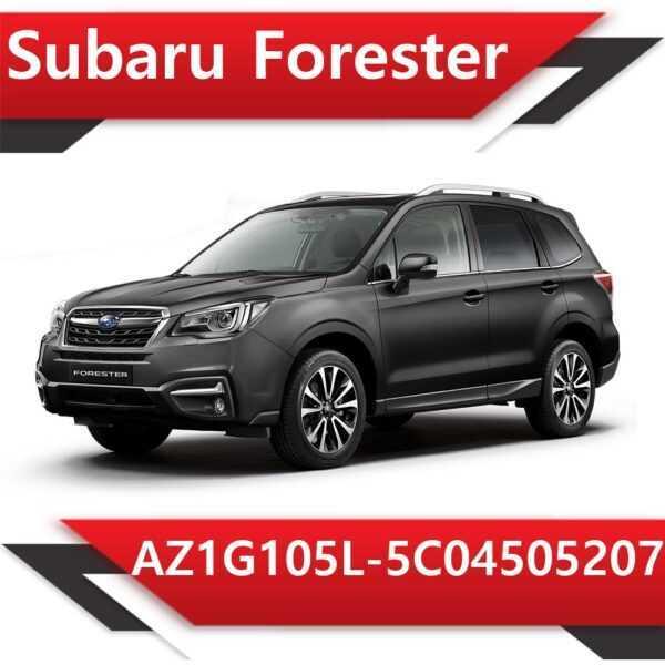AZ1G105L 5C04505207 600x600 - Subaru Forester AZ1G105L-5C04505207 CAT SAP off